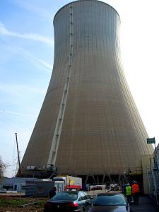 Thiange - Centrale nucléaire